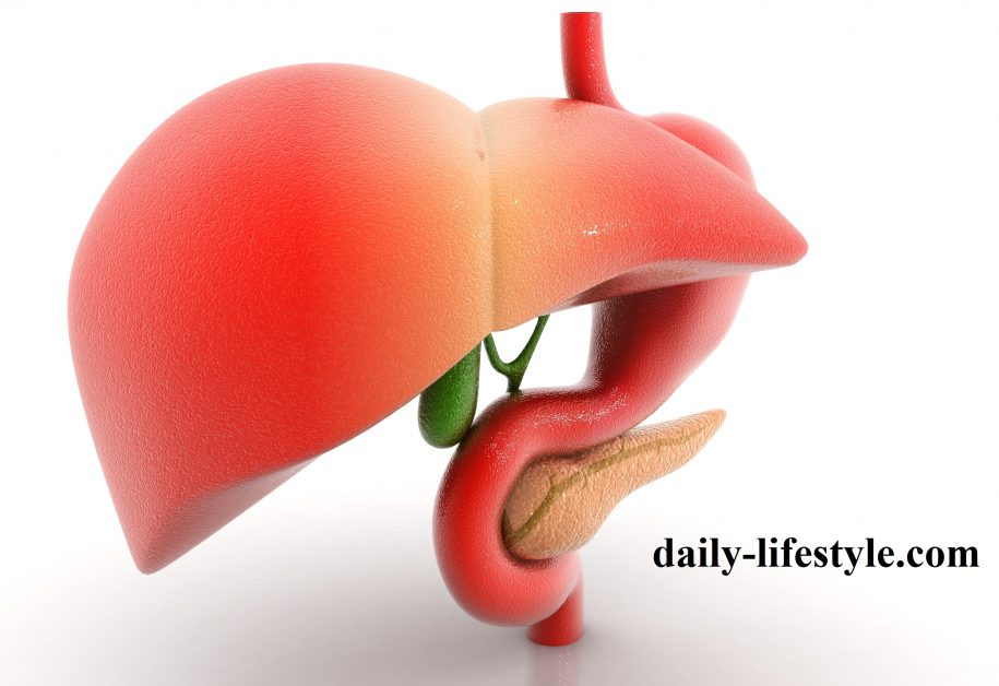 Water for Liver Detoxification